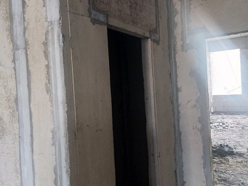 复合轻质隔墙板